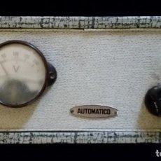 Radios antiguas: TRANSFORMADOR ELEVADOR - REDUCTOR DE TENSIÓN PARA RADIO. Lote 109386859