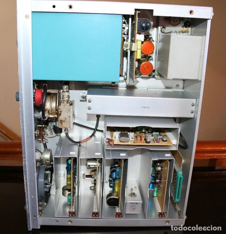 Radios antiguas: MARCONI - TF 2300 - AM - FM MODULATION METER - Foto 8 - 109619363