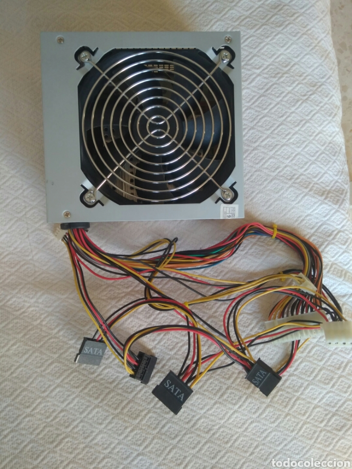 Radios antiguas: Fuente de alimentacion 550w phoenix technologies - Foto 2 - 111336738