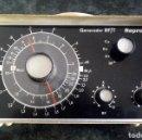 Radios antiguas: OSCILADOR, GENERADOR DE RF Y AF PARA RADIO , RF/T REPRO ...SANNA. Lote 112105579