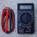 Radios antiguas: POLIMETRO MULTIMETRO MEDIDOR .....SANNA. Lote 112175195