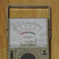 Radios antiguas: MULTIMETRO VOM MULTITESTER HM-102BZ DEMESTRES. Lote 112809571
