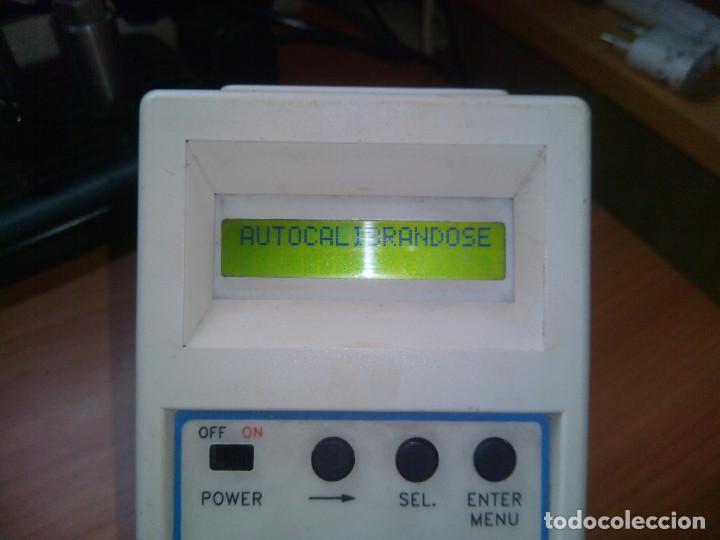 Radios antiguas: Localizador de fallos en Cables. molher ICM2 0 a 60Km. 0 to 60Km - Foto 2 - 113372719