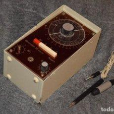 Radios antiguas: ANTIGUO GENERADOR DE BAJA Y RADIO FRECUENCIA - REPRO RF GRF/21 - VINTAGE - HAZ OFERTA. Lote 113716023