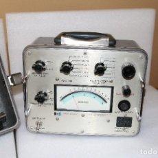 Radios antiguas: HP-4912F - CONDUCTOR FAULT LOCATOR ( COMPROBADOR DE FALLOS EN LINEAS ). Lote 115013751