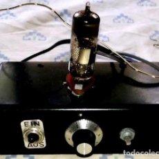 Radios antiguas: C55 - ANTIGUO COMPRABOR. VALVULAS. RADIO.. Lote 115247991