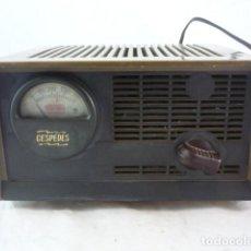 Radios antiguas: ELEVADOR REDUCTOR CESPEDES BRN 302 - FUNCIONA. Lote 116601107