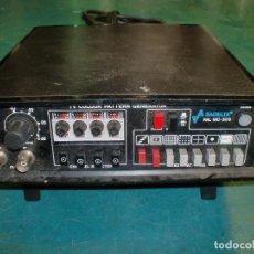 Radios antiguas: GENERADOR DE MIRAS DE TELEVISION SADELTA PAL MC32B. Lote 117579411