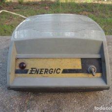 Radios antiguas: ESTABILIZADOR DE TENSION ENERGIC. Lote 131296308