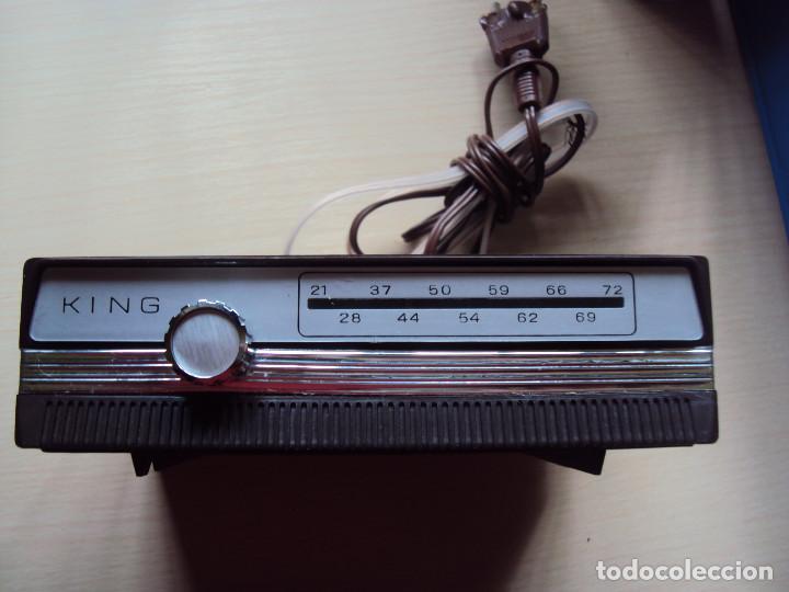BUSCADOR DE CANALES ANTIGUO (Radios - Aparatos de Reparación y Comprobación de Radios)