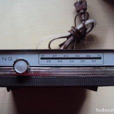 Radios antiguas: BUSCADOR DE CANALES ANTIGUO. Lote 120090655