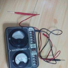 Radios antiguas: ANTIGUO ELECTROPOLIMETRO RADIO MAYMO. REGA.. Lote 123038824