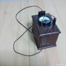 Radios antiguas: ANTIGUO ELEVADOR REDUCTOR ALCER. Lote 123039878