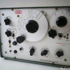 Radios antiguas: GENERADOR DE TV Y FM. LME GT 250 A. FUNCIONANDO.. Lote 126906404