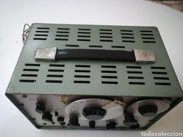 Alte Radios: GENERADOR DE TV Y FM. LME GT 250 A. FUNCIONANDO. - Foto 4 - 126906404