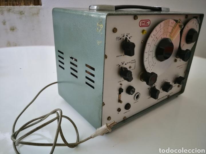 Alte Radios: GENERADOR DE TV Y FM. LME GT 250 A. FUNCIONANDO. - Foto 5 - 126906404
