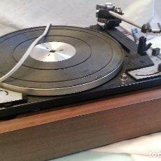 Radios antiguas: TOCADISCOS VIEJO. MARCA DUAL 1015. PARA DECORACIÓN O PIEZAS. FABRICADO EN ALEMANIA.. Lote 128043259