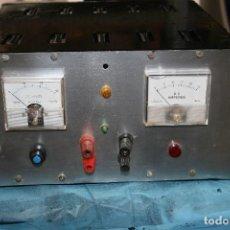 Radio antiche: FUENTE DE ALIMENTACION. Lote 128265971