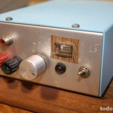 Radios antiguas: FUENTE ALIMENTACION REGULABLE . Lote 130348946