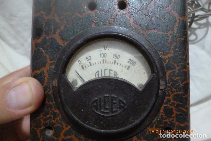 Radios antiguas: elevador reductor alcer para radios antiguas - Foto 2 - 131132888