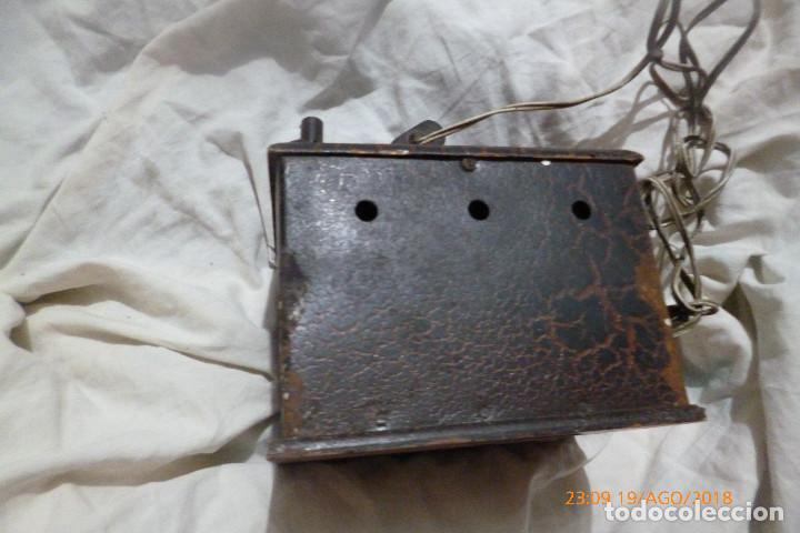 Radios antiguas: elevador reductor alcer para radios antiguas - Foto 4 - 131132888