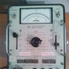 Radios antiguas: SOFOMETRO HP 3556A PSOPHOMETER (ESCUCHO OFERTAS). Lote 131887138