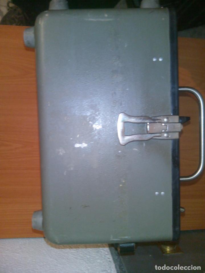 Radios antiguas: SOFOMETRO HP 3556A PSOPHOMETER (Escucho ofertas) - Foto 4 - 131887138