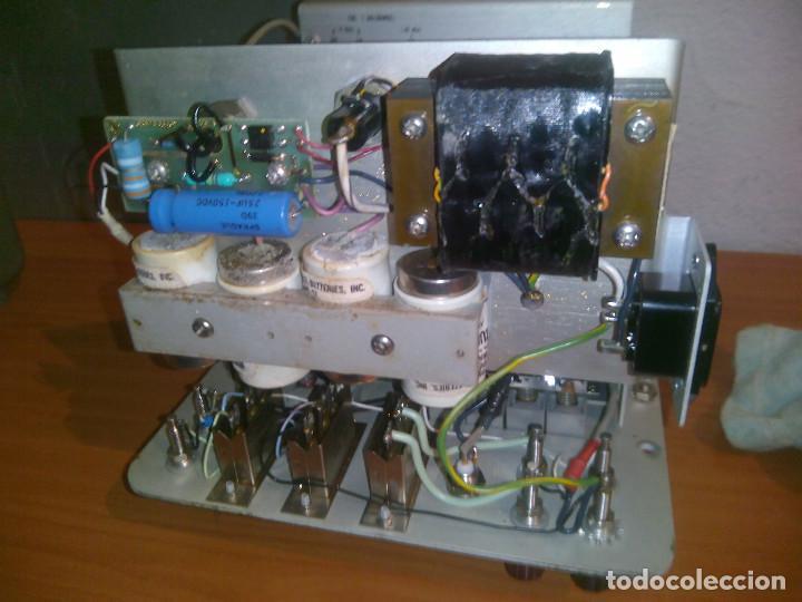Radios antiguas: SOFOMETRO HP 3556A PSOPHOMETER (Escucho ofertas) - Foto 7 - 131887138