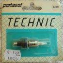 Radios antiguas: PUNTA TECHIC 3,2 MM PARA SOLDADOR A GAS PORTASOL. ... SANNA. Lote 132060282