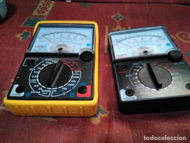 Radios antiguas: DOS COMPROBADORES PARA REPARAR O PIEZAS - Foto 2 - 132511838