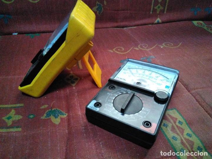 Radios antiguas: DOS COMPROBADORES PARA REPARAR O PIEZAS - Foto 3 - 132511838