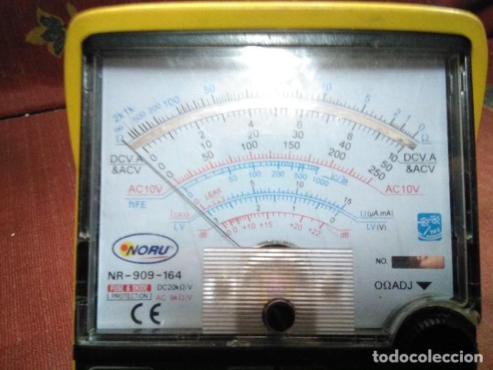 Radios antiguas: DOS COMPROBADORES PARA REPARAR O PIEZAS - Foto 4 - 132511838