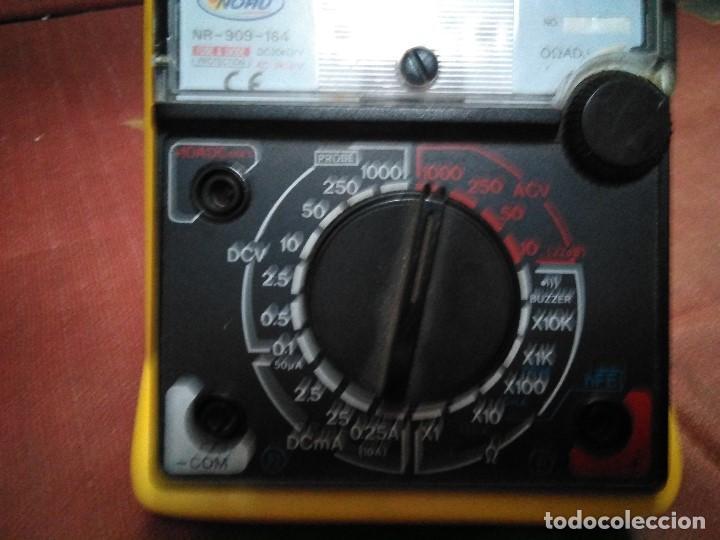 Radios antiguas: DOS COMPROBADORES PARA REPARAR O PIEZAS - Foto 5 - 132511838
