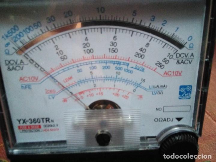 Radios antiguas: DOS COMPROBADORES PARA REPARAR O PIEZAS - Foto 6 - 132511838