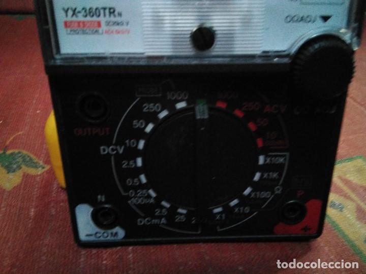 Radios antiguas: DOS COMPROBADORES PARA REPARAR O PIEZAS - Foto 7 - 132511838
