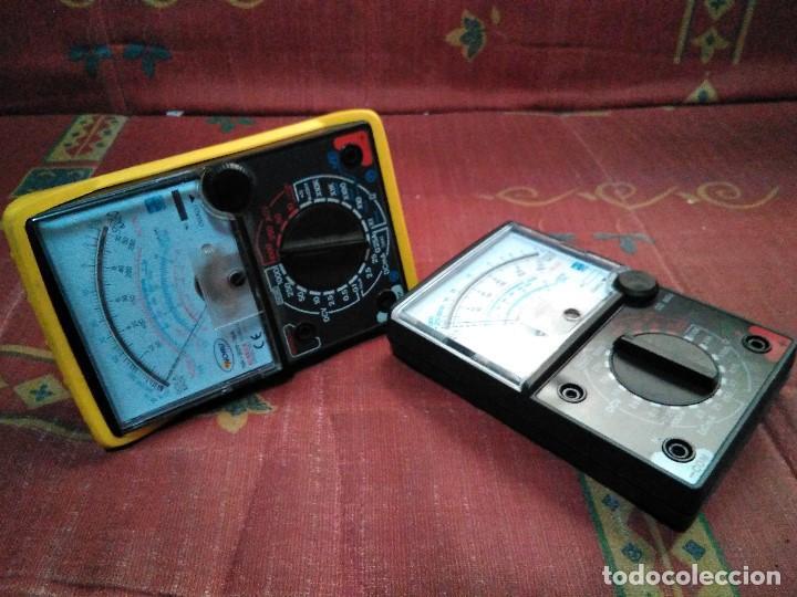 Radios antiguas: DOS COMPROBADORES PARA REPARAR O PIEZAS - Foto 9 - 132511838