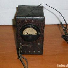 Radios antiguas: ELEVADOR REDUCTOR FUNCIONA. Lote 133170774