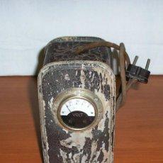 Radios antiguas: ELEVADOR REDUCTOR FUNCIONA. Lote 133170830
