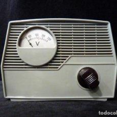 Radios antiguas: ELEVADOR REDUCTOR C.R., MOD. 818. 13X9,5 X10CM. AÑOS 50. Lote 133994610