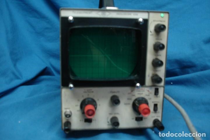 ANTIGUO OSCILOSCOPIO A VÁLVULAS S5IB (Radios - Aparatos de Reparación y Comprobación de Radios)