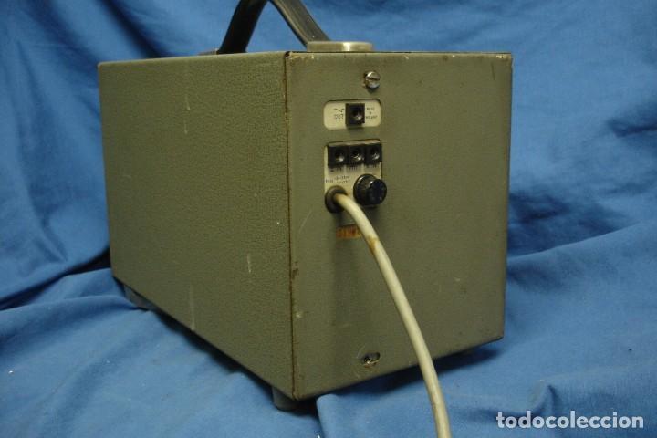 Radios antiguas: ANTIGUO OSCILOSCOPIO A VÁLVULAS S5IB - Foto 4 - 135062194