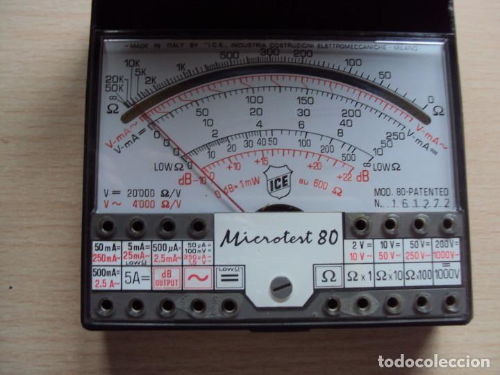 MINI ICE 80 (Radios - Aparatos de Reparación y Comprobación de Radios)