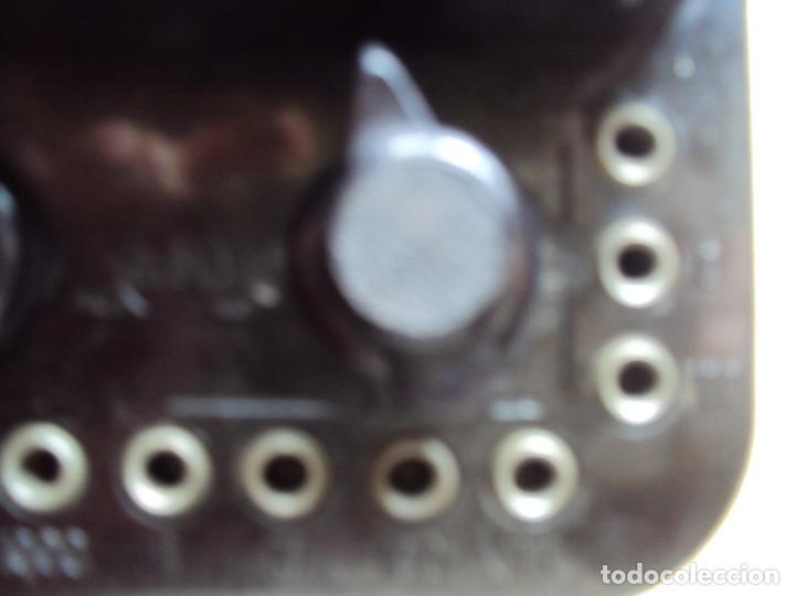 Radios antiguas: tester super antiguo - Foto 3 - 135509562