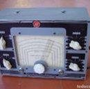 Radios antiguas: GENERADOR, OSCILADOR DE RADIO FRECUENCIA RR-1048. 5 BANDAS.....SANNA. Lote 137630746
