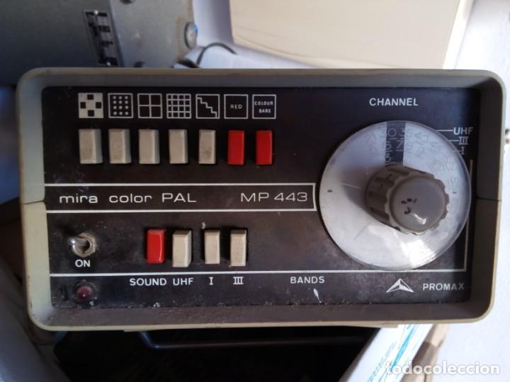 PROMAX MIRA COLOR MP 443 (Radios - Aparatos de Reparación y Comprobación de Radios)