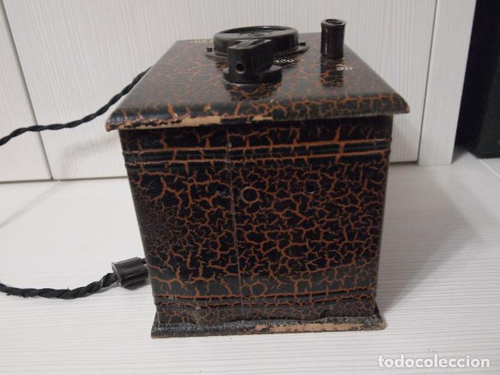Radios antiguas: ELEVADOR REDUCTOR ALCER PARA RADIO DE VALVULAS - Foto 4 - 140429198