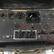 Radios antiguas: COMPROBADOR DE VALVULAS. Lote 142963726