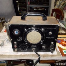 Radios antiguas: LOCALIZER ANALIZADOR DINAMICO. Lote 143998090