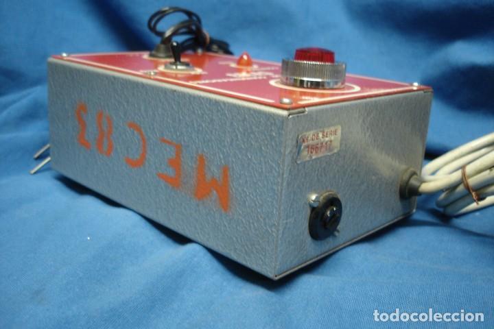 Radios antiguas: COMPROBADOR CONDENSADORES CV 103 + REGALO - Foto 4 - 144280770