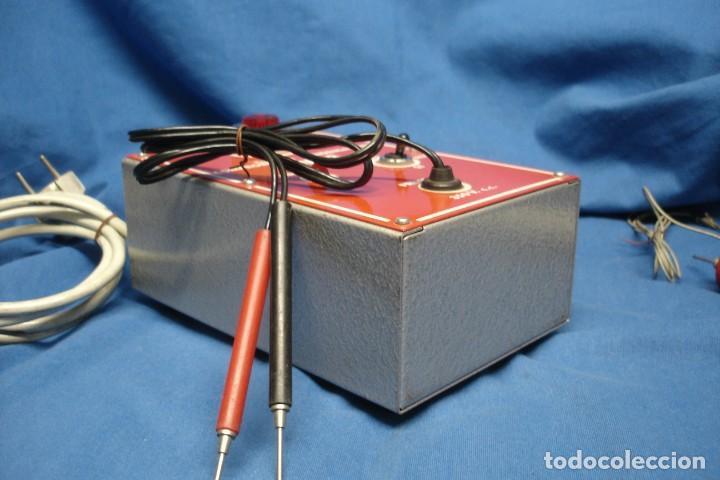 Radios antiguas: COMPROBADOR CONDENSADORES CV 103 + REGALO - Foto 5 - 144280770